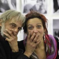 Claudio Madia e Ornella Bonventre