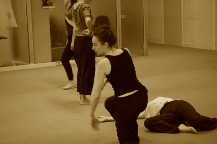 L'entraînement de l'acteur de TAC Teatro 019